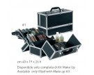 VALISE MAQUILLAGE PROFESSIONNELLE